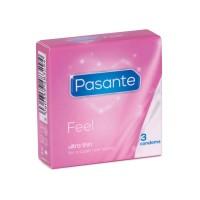Pasante Sensitive Feel Kondome - 12 Kondome