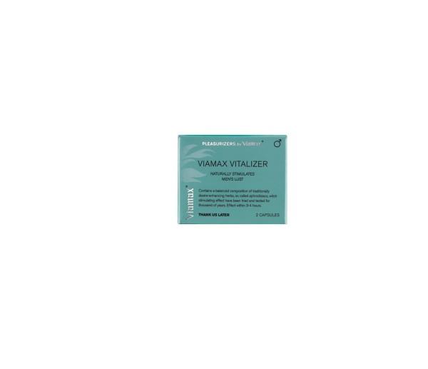 Viamax Vitalizer - 2 Kapseln