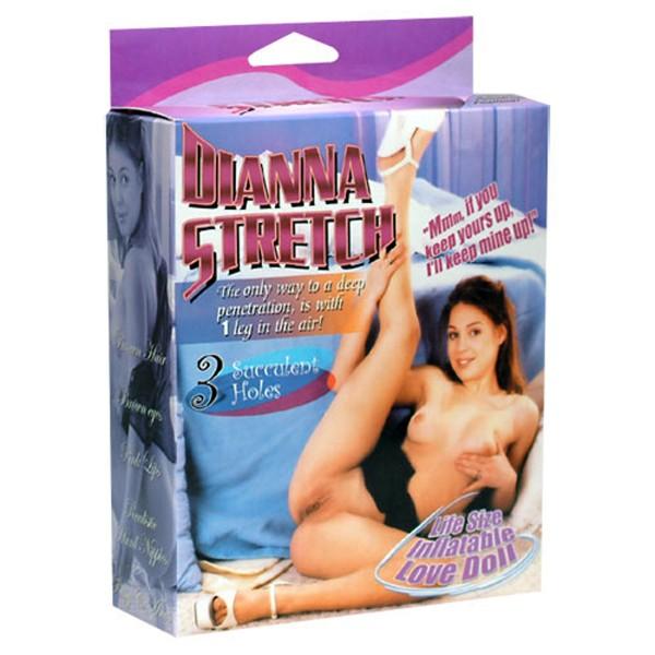 Dianna Stretch Liebespuppe