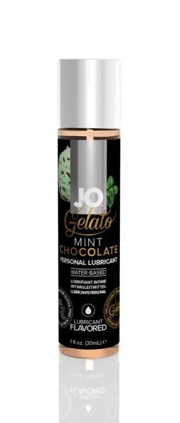 JO Gelato Schokoladen-Minzgeschmack Gleitmittel 30 ml
