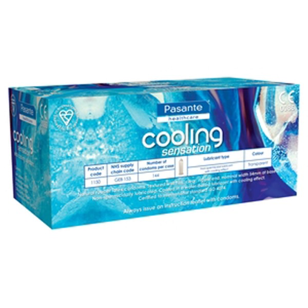 Pasante Cooling Sensation Kondome