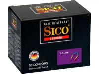 Sico Color - 50 Kondome
