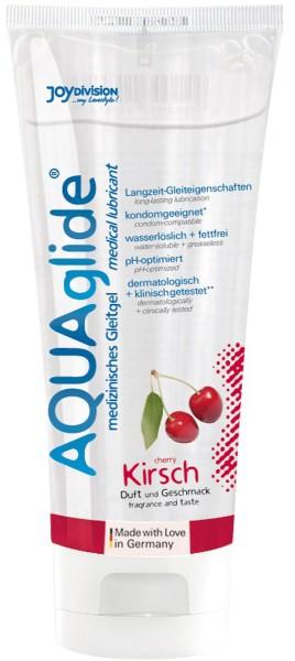 AQUAglide Kirsch-Gleitmittel - 100 ml