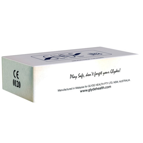 Glyde Ultra Natural - 100 Kondome