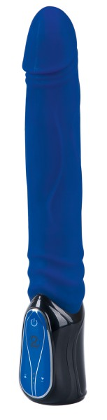 Hammer Vibrator in Blau