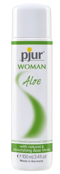 Pjur Woman Aloe Gleitmittel - 100 ml
