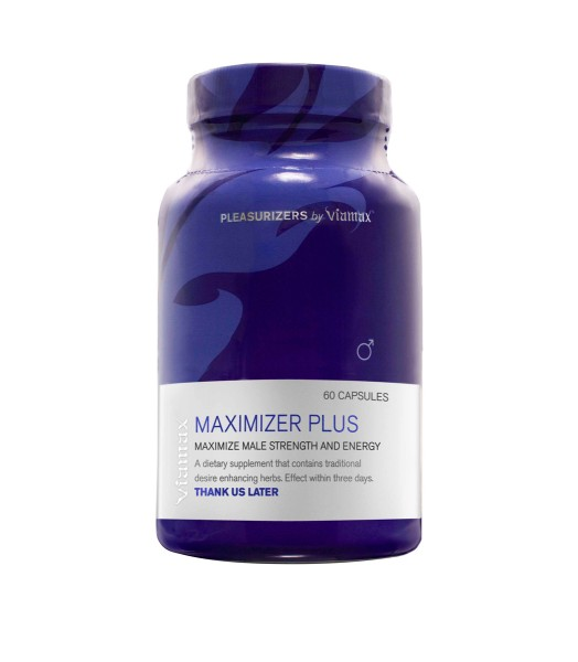 Viamax Maximizer Plus - 60 Kapseln