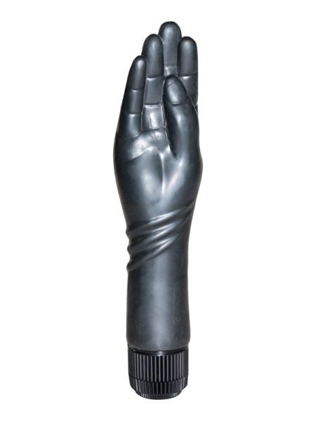 Großer Vibrator The Black Hand
