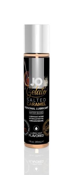 JO Gelato Gesalzener Karamellgeschmack Gleitmittel 30 ml