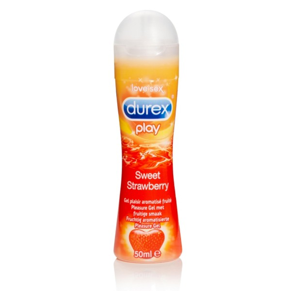 Durex Play Sweet Strawberry - 50 ml
