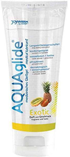 AQUAglide Exotisches Frucht-Gleitmittel - 100 ml
