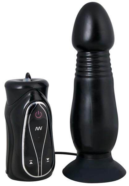 Stroking Butt Plug
